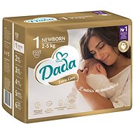 DADA Extra Care Newborn Size 1, 23 pcs - Baby Nappies