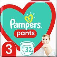 Pampers Pants vel. 3 (32 ks)