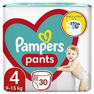 Pampers Pants vel. 4 (30 ks)