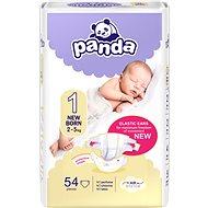 PANDA New born vel. 1 (54 ks) - Dětské pleny