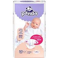 PANDA Mini vel. 2 (50 ks) - Dětské pleny