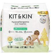 Kit & Kin Eko Naturally Dry Nappies vel. 5 (30 ks)