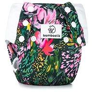 Bamboolik Tréninkové kalhotky vel. XL Květy - Plenkové kalhotky