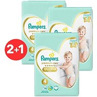 PAMPERS Pants Premium Care Maxi vel. 4 (114 ks)