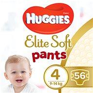 HUGGIES Elite Soft Pants vel. 4 Giga Box (56 ks) - Plenkové kalhotky