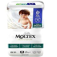 MOLTEX Natahovací plenkové kalhotky XL +14 kg (18 ks)