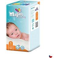 Magics Flexidry Newborn (50 ks), 2–5 kg - Dětské pleny