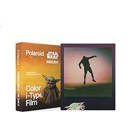 Polaroid I-Type Color Film Star Wars Mandalorian - Fotopapír