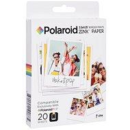 """Polaroid Zink 3x4"""" 20ks - Fotopapír"""