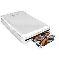 Polaroid ZIP bílá - Termosublimační tiskárna