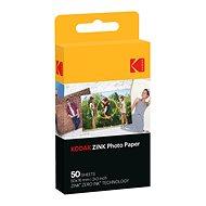 Kodak ZINK ZERO INK 50 - Fotopapír