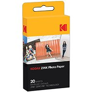 Kodak ZINK ZERO INK 20 - Fotopapír