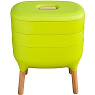 Urbalive Worm Farm, light green - Worm composter