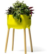 Plastima Urbalive High Growing Vessel, sv. Green - Flowerpot