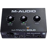 M-Audio M-Track SOLO - Externí zvuková karta