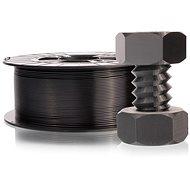 PLASTY MLADEČ 1.75mm PETG 1kg černá - Tisková struna