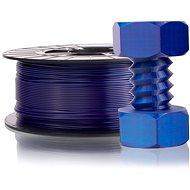 Plasty Mladeč 1.75mm PETG 1kg transparentní modrá - Filament