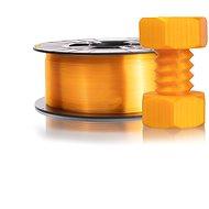 Plasty Mladeč 1.75mm PETG 1kg transparentní žlutá - Filament