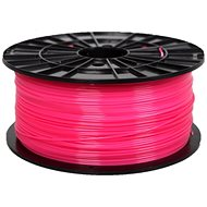 PLASTY MLADEČ 1.75mm PLA 1kg růžová - Tisková struna