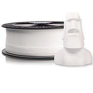 PLASTY MLADEČ 1.75mm PLA 2 kg bílá - Tisková struna