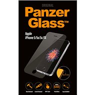 PanzerGlass Edge-to-Edge pro Apple iPhone 5/5S/5C/SE čiré