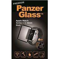 PanzerGlass Premium pro Apple Watch Series 1/2/3 42mm černé - Ochranné sklo