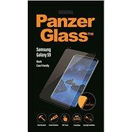 PanzerGlass Premium pro Samsung S9 černé (Casefriendly) - Ochranné sklo