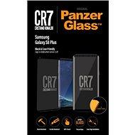 PanzerGlass Edge-to-Edge pro Samsung Galaxy S8 Plus černé CR7 - Ochranné sklo