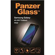 PanzerGlass Edge-to-Edge pro Samsung Galaxy A3 (2017) čiré - Ochranné sklo
