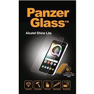 PanzerGlass Standard pro Alcatel Shine Lite čiré - Ochranné sklo