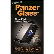 PanzerGlass Premium pro Apple iPhone 6/6s/7/8 černé - Ochranné sklo