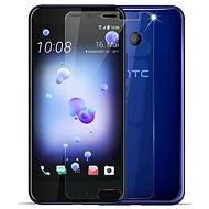 PanzerGlass pro HTC U11, Černé - Ochranné sklo