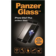PanzerGlass Edge-to-Edge pro Apple iPhone 6/6s/7 Plus černé (CaseFriendly)