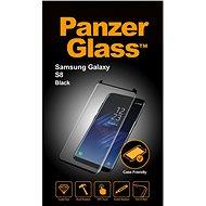 PanzerGlass Edge-to-Edge pro Samsung Galaxy S8 černé - Ochranné sklo