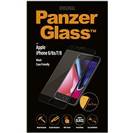PanzerGlass Edge-to-Edge pro Apple iPhone 6/6s/7/8 černé (CaseFriendly)