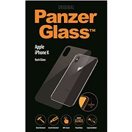 PanzerGlass Standard pro Apple iPhone X čiré zadní - Ochranné sklo
