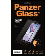 PanzerGlass Edge-to-Edge pro Huawei P20 Lite černé - Ochranné sklo