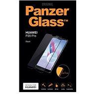 PanzerGlass Edge-to-Edge pro Huawei P20 Pro černé - Ochranné sklo