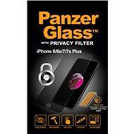 PanzerGlass Standard Privacy pro Apple iPhone 6/6s/7/8 Plus - Ochranné sklo