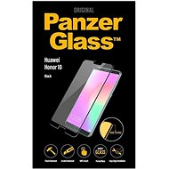 PanzerGlass Edge-to-Edge pro Honor 10 černé - Ochranné sklo