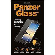 PanzerGlass Premium pro Samsung Galaxy Note9 černé Case friendly - Ochranné sklo