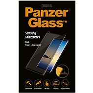 PanzerGlass Premium Privacy pro Samsung Galaxy Note 9 černé - Ochranné sklo