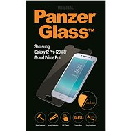 PanzerGlass Edge-to-Edge Samsung Galaxy J2 Pro (2018) čiré - Ochranné sklo