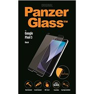 PanzerGlass Edge-to-Edge Google Pixel 3 černé - Ochranné sklo