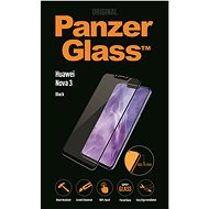 PanzerGlass Edge-to-Edge pro Huawei Nova 3 černé - Ochranné sklo