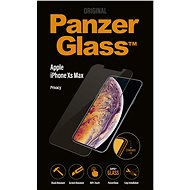 PanzerGlass Standard Privacy pro Apple iPhone XS Max čiré