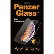 PanzerGlass Standard pro Apple iPhone XS Max čiré - Ochranné sklo