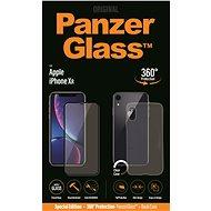 PanzerGlass Premium Bundle pro Apple iPhone XR černé + pouzdro