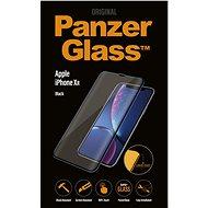 PanzerGlass Premium pro Apple iPhone XR černé - Ochranné sklo