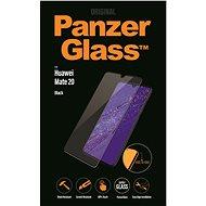PanzerGlass Edge-to-Edge pro Huawei Mate 20 černé - Ochranné sklo